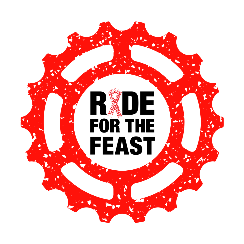 Ride For The Feast - Logo
