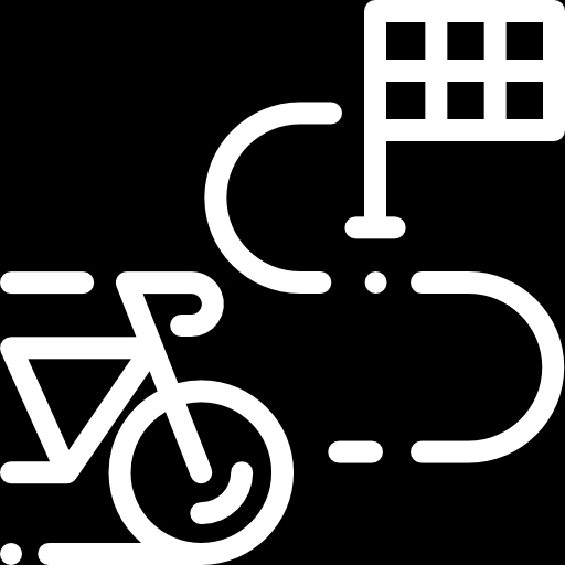 bike-race-route-icon